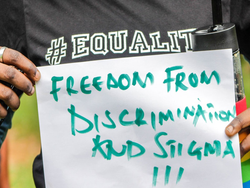 FREEDOM FROM DISCRIMINATION AND STIGMA