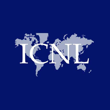 The International Center for Not-for-Profit Law (ICNL) ICNL.ORG