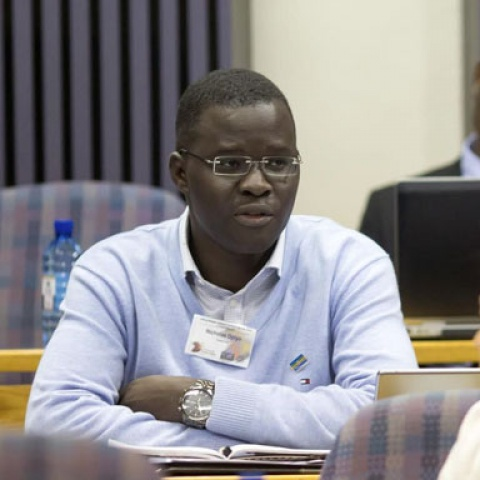 Executive Director of Chapter Four Uganda, Mr. Nicholas Opiyo Source - Chapter Four Uganda