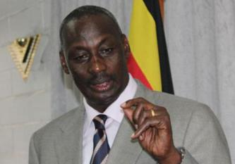 Aronda Nyakairima Minister of Internal Affairs Source - Uganda Radio Network