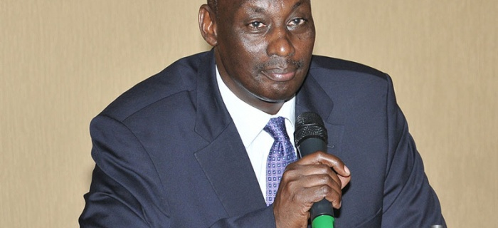 Former Minister of Internal Affairs, the late Gen. Aronda Nyakairima